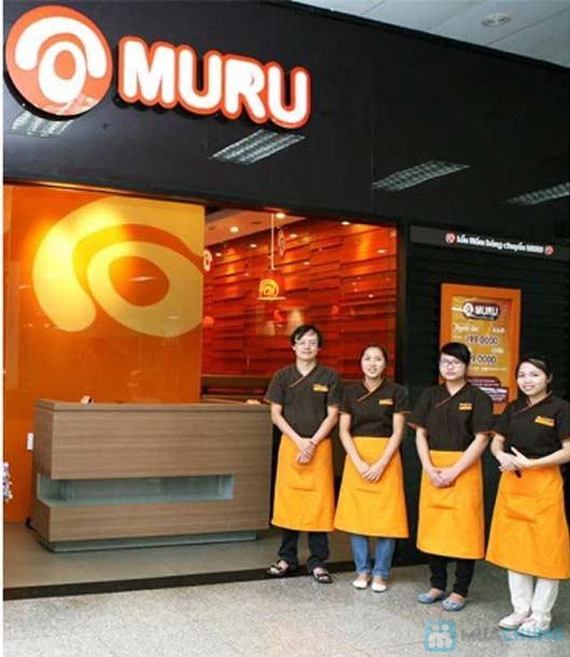 Lẩu nấm băng chuyền Muru - 11