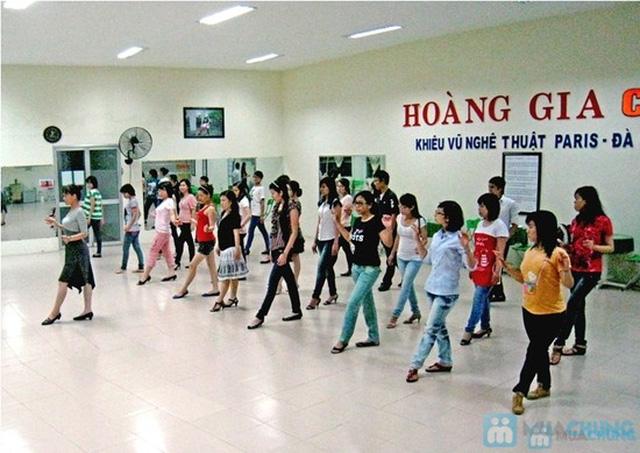 Khóa học Khiêu vũ giao tiếp - 9