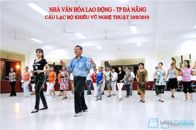 Khóa học Khiêu vũ giao tiếp - 8