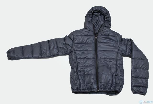 Áo phao siêu nhẹ Made in VietNam thời trang và ấm áp - Chỉ với 198.000đ - 1