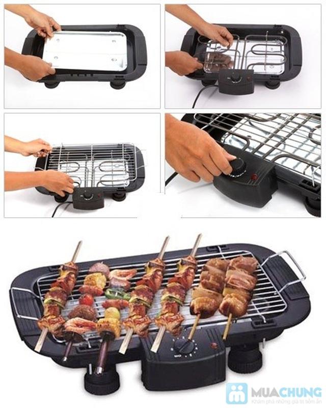 Bếp nướng điện không khói Electric Barbercue Grill - 4