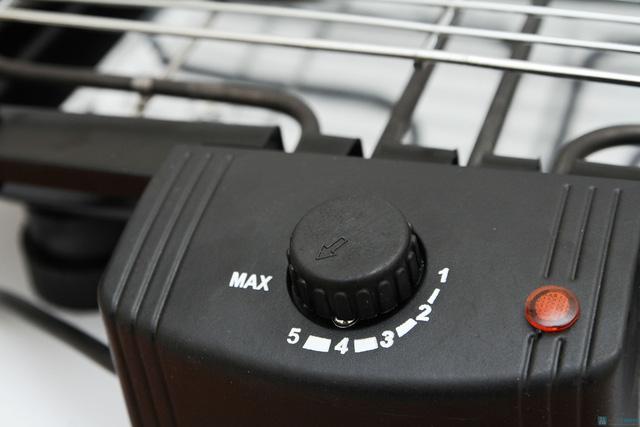Bếp nướng điện không khói Electric Barbercue Grill - 10