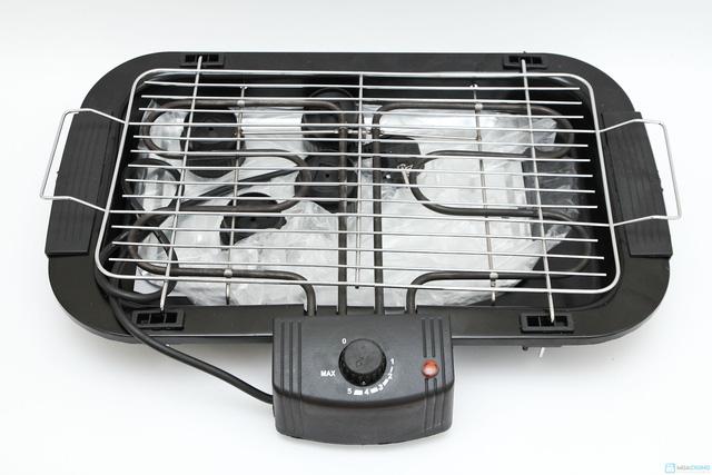 Bếp nướng điện không khói Electric Barbercue Grill - 8