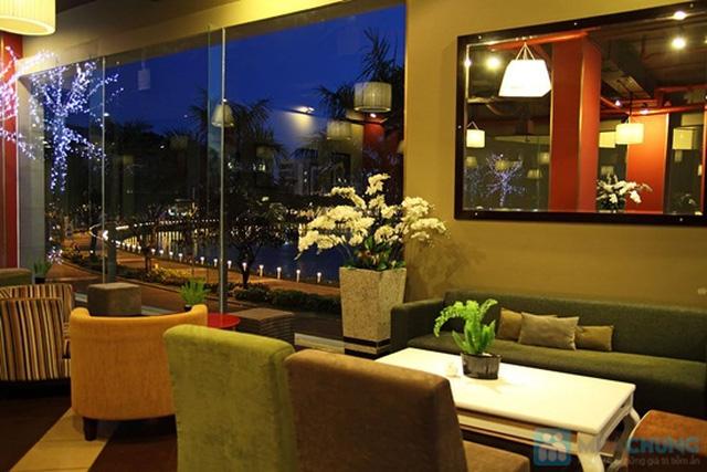 Thưởng thức các loại nước uống và bánh ngọt thơm ngon tại Khaisilk - That's Cafe - Chỉ 60.000đ được phiếu 100.000đ - 12