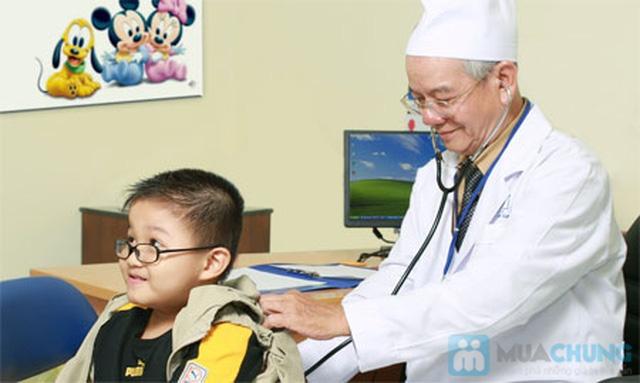 Gói khám nhi tổng quát 10 hạng mục quan trọng tại Phòng khám đa khoa Việt Hàn - Chỉ với 250.000đ - 11