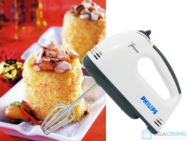 Chia sẻ công việc nội trợ với máy đánh trứng cầm tay Philips - 4