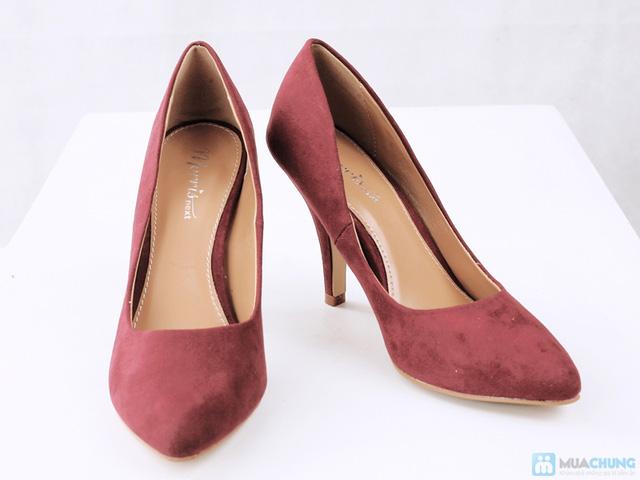 Giày nữ thời trang cá tính - 2