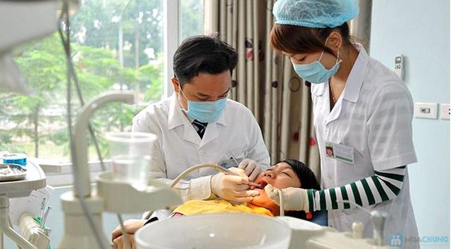 Dịch vụ bọc răng giả Titan tại Nha khoa Hà Nội - Chỉ với 720.000đ - 1