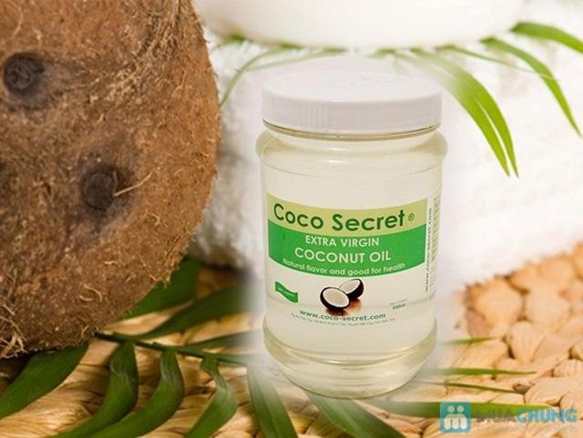 Dầu dừa Coco Secret 500ml - Chỉ 90.000đ - 1