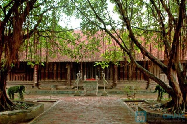 Du xuân về nguồn với Trung tâm phật giáo - Chùa Vĩnh Nghiêm, Đền lăng Thủy tổ Kinh Dương Vương và kinh đô Phật giáo Bắc Ninh. Chỉ 310.000đ - 13