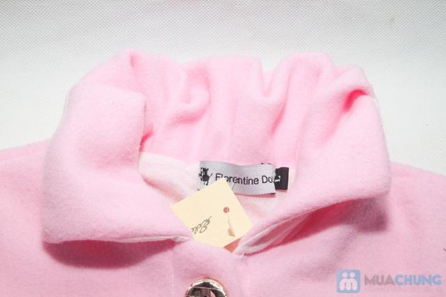 Áo khoác đính nơ xinh xắn cho bé gái - Chỉ 85.000đ/ 01 chiếc - 2