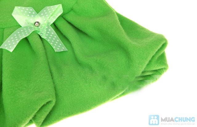 Áo khoác đính nơ xinh xắn cho bé gái - Chỉ 85.000đ/ 01 chiếc - 7