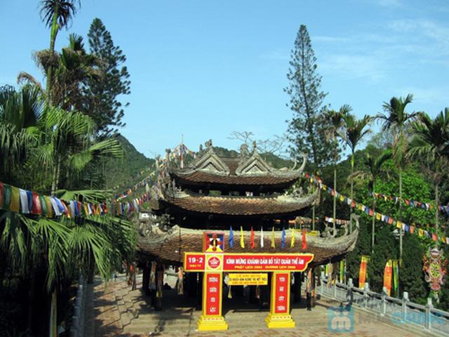 Vãn cảnh chùa Hương, cầu bình an cho năm mới. Tour đi về trong ngày. Chỉ 370.000đ/người - 9
