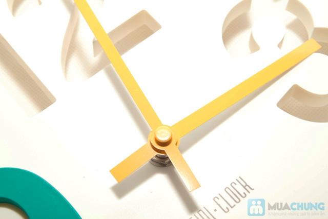 Đồng hồ 3D treo tường - Chỉ 130.000đ/01 Chiếc - 5