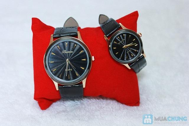 Đồng hồ đôi Baisuns - Món quà tuyệt vời cho tình yêu của bạn - Chỉ với 185.000đ/02 chiếc - 3