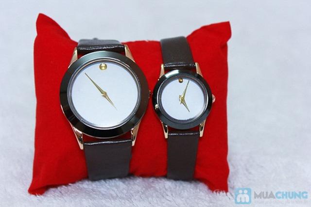 Đồng hồ đôi Baisuns - Món quà tuyệt vời cho tình yêu của bạn - Chỉ với 185.000đ/02 chiếc - 8
