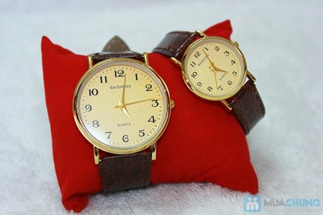 Đồng hồ đôi Baisuns - Món quà tuyệt vời cho tình yêu của bạn - Chỉ với 185.000đ/02 chiếc - 12