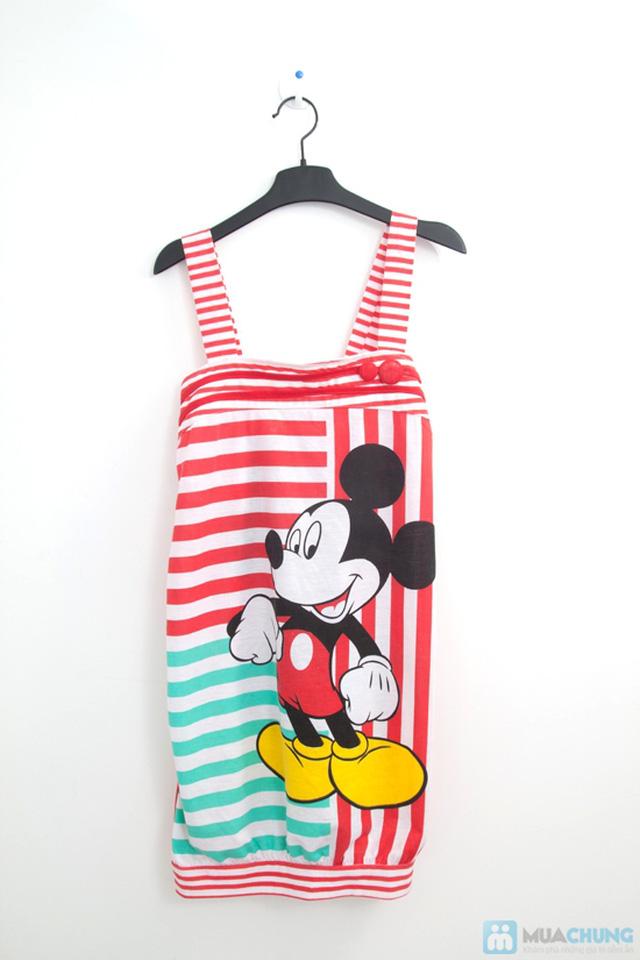 Đầm ngủ hoạt hình dễ thương - Chỉ 97.000đ/02 chiếc - 5