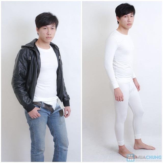 Bộ quần áo giữ nhiệt cho nam giới - 3