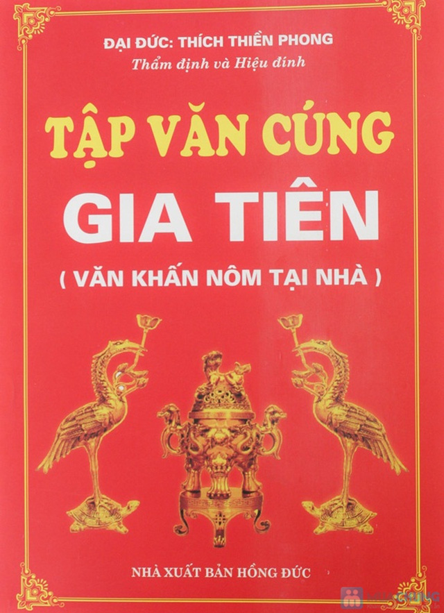Tập văn cúng gia tiên + Thọ mai gia lễ - phong tục dân gian về cưới hỏi ma chay của người Việt Nam. Chỉ với 47.000đ - 2