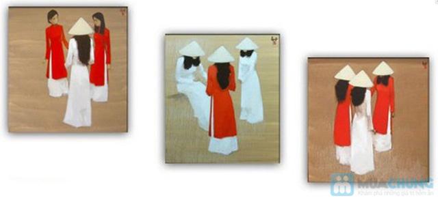 Phiếu mua tranh nghệ thuật tại Gallery A&Em - Chỉ 120.000đ - 9