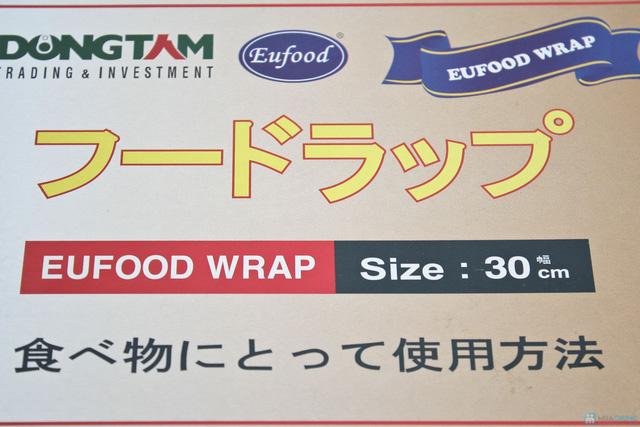 Màng bọc thực phẩm Food wrap - Bảo đảm thực phẩm an toàn và tươi lâu - Chỉ với 145.000đ - 6