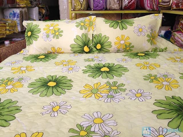 Bộ Drap + chăn vải Kate - Chỉ 325.000đ - 14