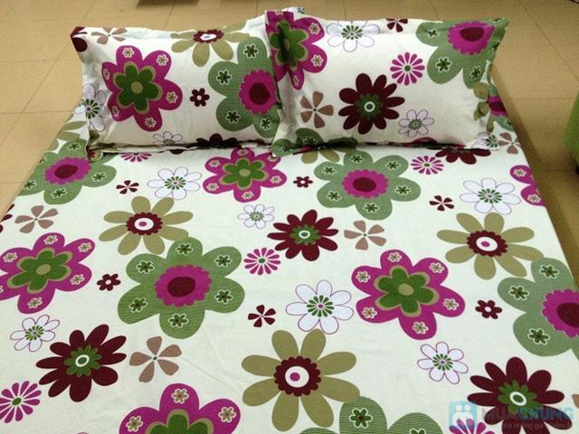 Bộ Drap + chăn vải Kate - Chỉ 325.000đ - 9