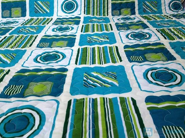 Bộ Drap + chăn vải Kate - Chỉ 325.000đ - 15