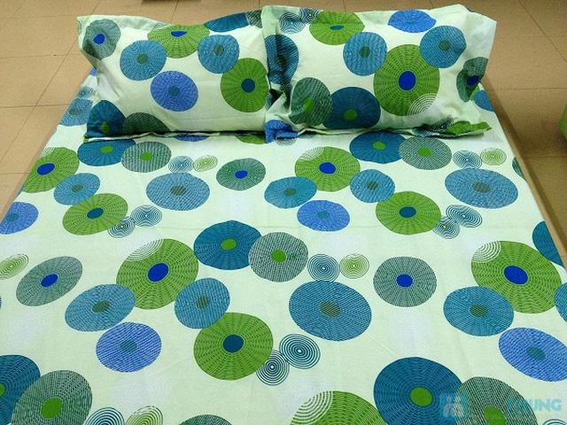 Bộ Drap + chăn vải Kate - Chỉ 325.000đ - 10