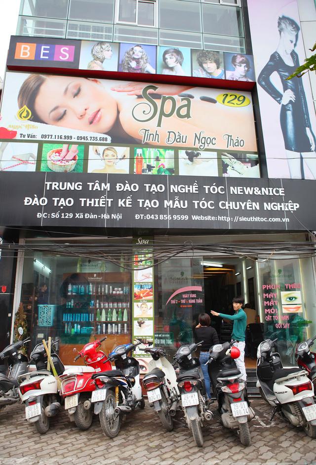 Uốn (nóng hoặc lạnh)/ nhuộm/ ép dành cho 01 người tại Siêu thị tóc New & Nice - Chỉ với 253.000đ - 5