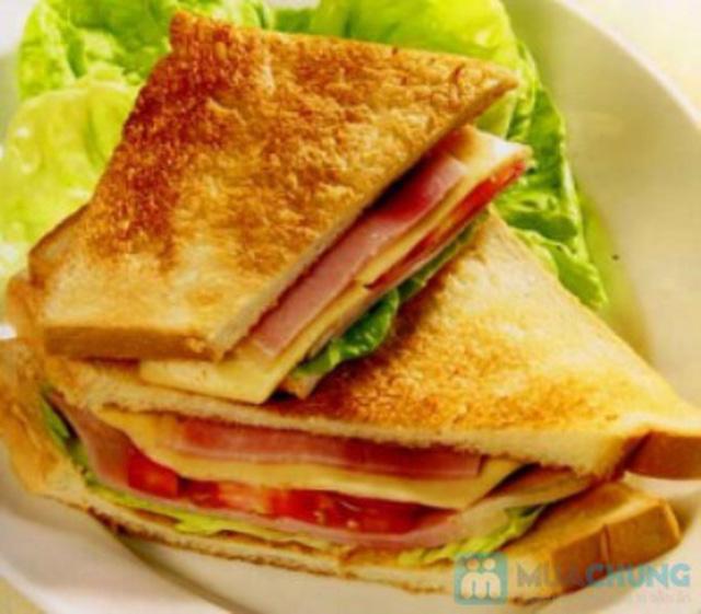 máy làm + nướng bánh sandwich - 5