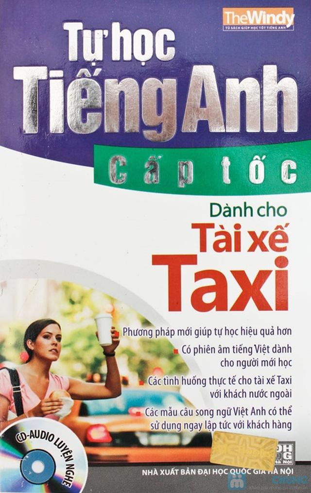 Tự học tiếng Anh cấp tốc dành cho Người đi du lịch nước ngoài + Tự học tiếng Anh cấp tốc dành cho tài xế taxi. Chỉ với 65.000đ - 1