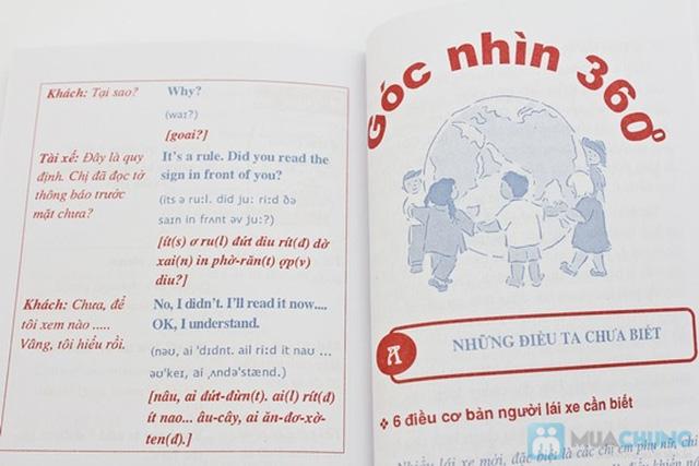 Tự học tiếng Anh cấp tốc dành cho Người đi du lịch nước ngoài + Tự học tiếng Anh cấp tốc dành cho tài xế taxi. Chỉ với 65.000đ - 4