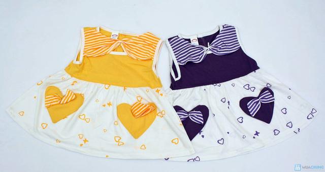 Váy kèm quần chip cho bé gái - 8