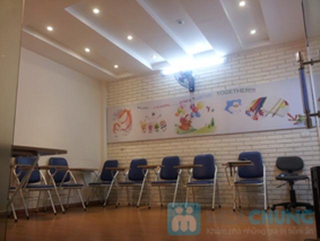 Học TOEIC / Tiếng Anh Giao Tiếp /Tiếng Anh trẻ em với GV nước ngoài tại BEC - 3