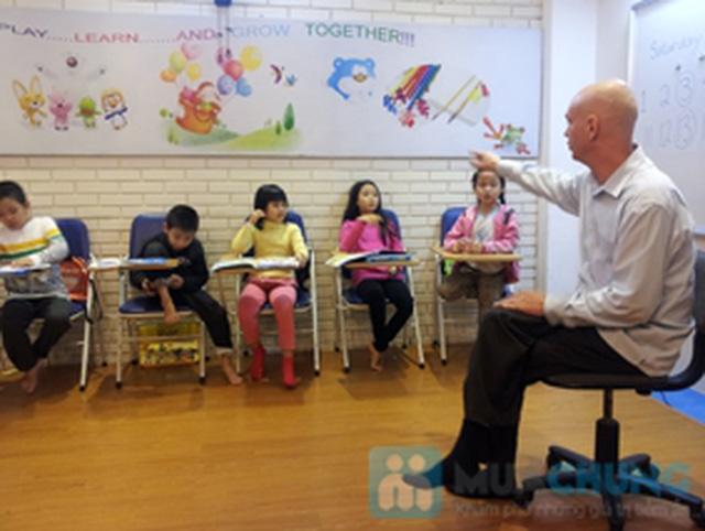 Học TOEIC / Tiếng Anh Giao Tiếp /Tiếng Anh trẻ em với GV nước ngoài tại BEC - 5
