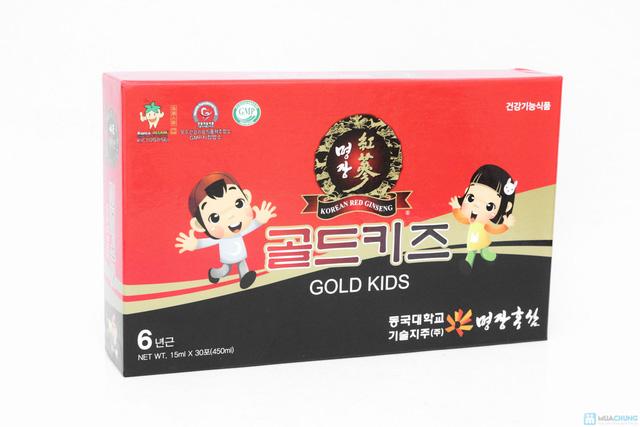 Bồi bổ sức khỏe cho bé với Tinh chất nước hồng sâm cho trẻ em Gold Kids - Chỉ với 880.000đ - 2