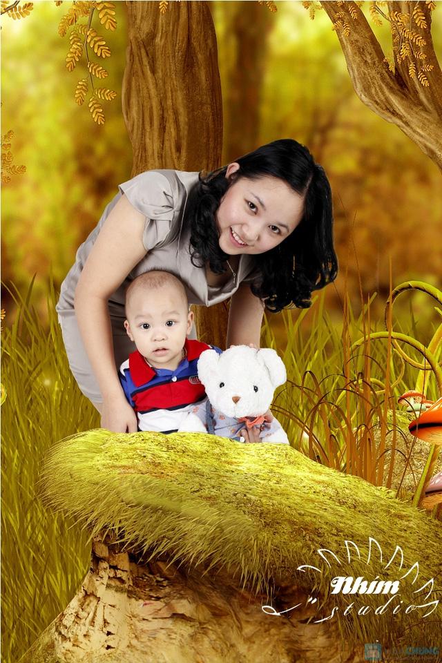 Chụp ảnh cho bé - 1