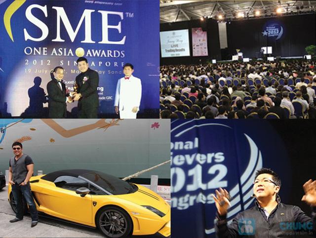 Hội thảo làm giàu Wealth Expo 2013 - 5