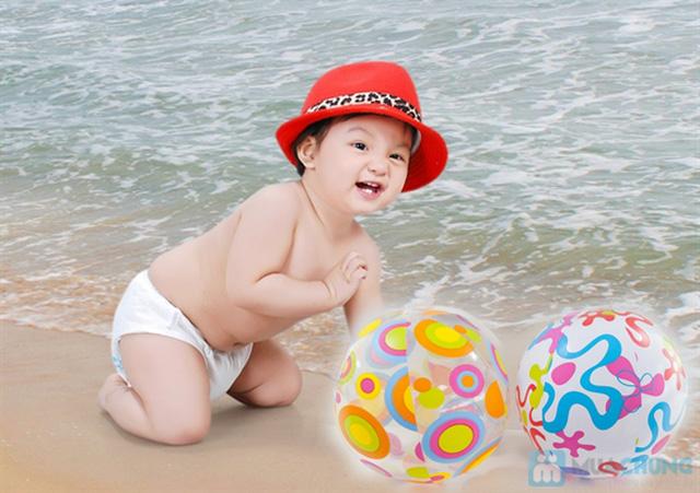 Combo Phao bơi và Bóng hơi cho bé - 5