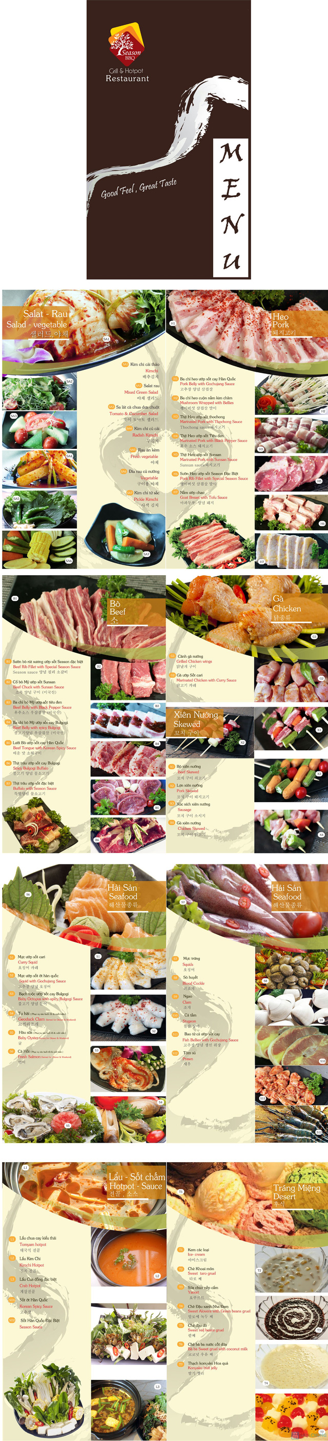 Buffet Nướng & Lẩu tại Season BBQ - 2