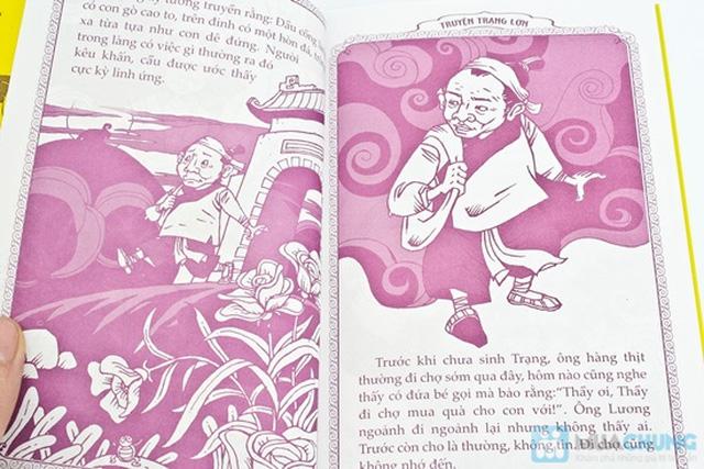 Bộ 3 cuốn Kho tàng truyện Trạng Việt Nam – Chỉ với 53.000đ - 10