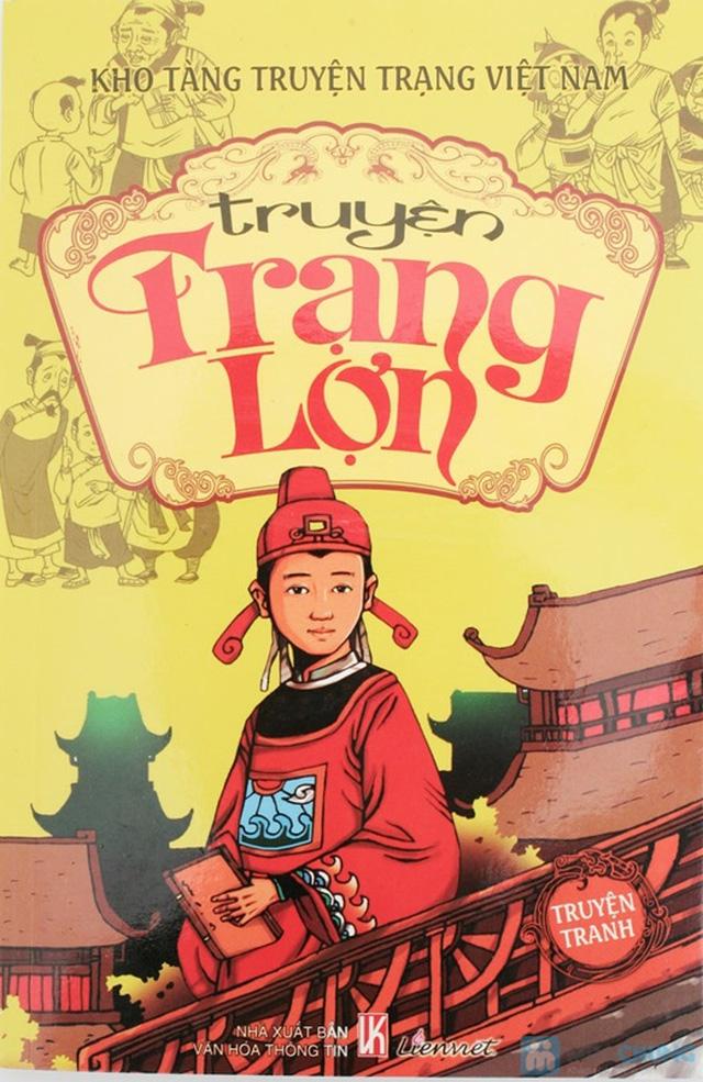 Bộ 3 cuốn Kho tàng truyện Trạng Việt Nam – Chỉ với 53.000đ - 2