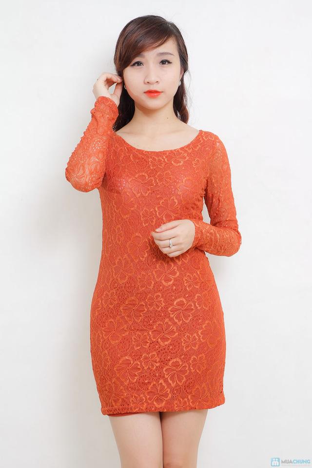 Váy ren mùa hè - 3