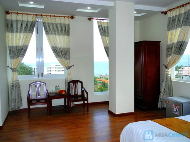 Khách sạn 3* Châu Loan Nha Trang, cách bãi tắm biển 50m. Phòng Superior kèm buffet sáng cho 2 người. Chỉ 450.000đ/đêm - 1