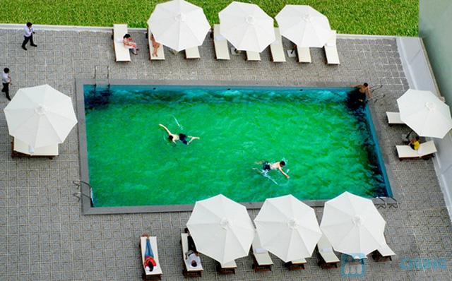 Khách sạn 3* Châu Loan Nha Trang, cách bãi tắm biển 50m. Phòng Superior kèm buffet sáng cho 2 người. Chỉ 450.000đ/đêm - 14