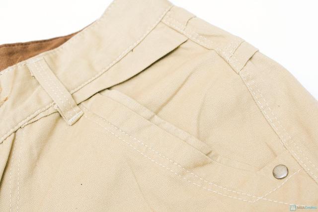 quần sooc kaki cho nam ngày hè - 2