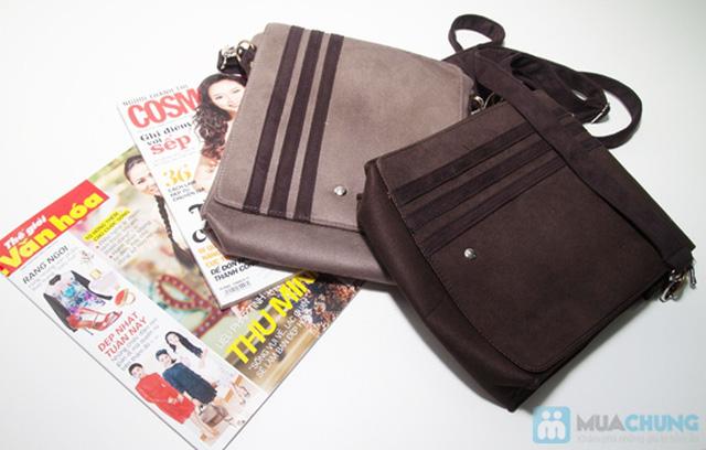 Túi da lộn dạng hộp - Cho bạn gái thêm cá tính và thời trang - Chỉ 119.000đ/01 chiếc - 6