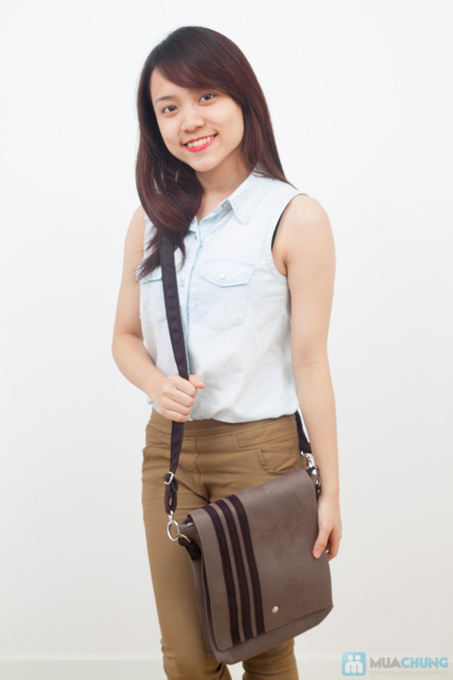 Túi da lộn dạng hộp - Cho bạn gái thêm cá tính và thời trang - Chỉ 119.000đ/01 chiếc - 4